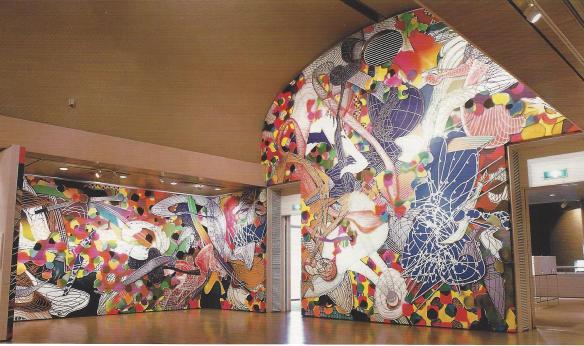 Hooloomooloo, Kawamura Memorial Museum, Sakura, Japan, 1994